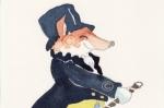 Fox, Gentleman B