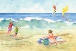 Two Boys Two Kites