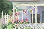 Martha\'s Vineyard Porch