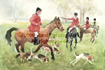 Fox Hunt-Reynard Went That Way